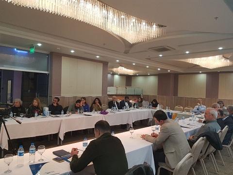 """Mersin'de"""" STK'ların Çözüm Süreçlerinde Rolü """" Çalıştayı"""