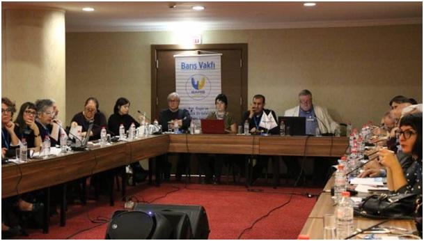 Çatışma Çözümü Uluslararası STK Deneyimleri Çalıştayı Yapıldı