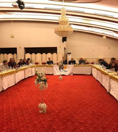 Diyarbakır Çalıştayı Yapıldı