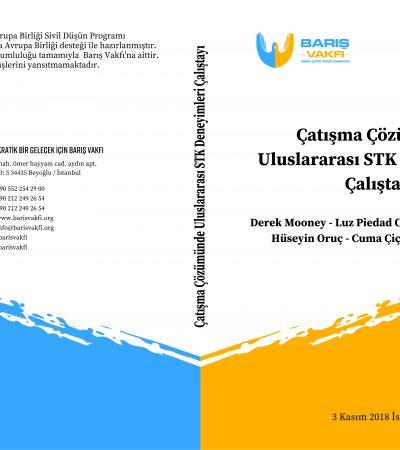 Uluslararası STK Deneyimleri Çalıştayı Kitabı Çıktı