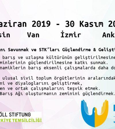 İzmir'de Çatışma Çözümü Çalışanlar bir araya geliyor